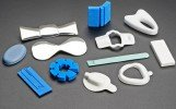 Medical and surgical  foam components