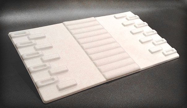 compression-molded-surgical-device-tray